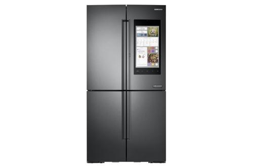 Samsung Showcases High End Refrigerator