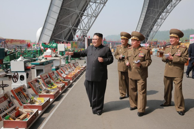 N Korea says rejects new sanctions, to continue nuclear program
