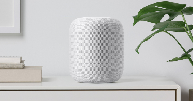 Apple's HomePod (Apple)