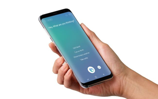 Samsung's Bixby (Samsung Electronics)