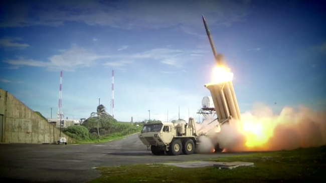 South Korean President Calls for THAAD Deployment to Be Suspended