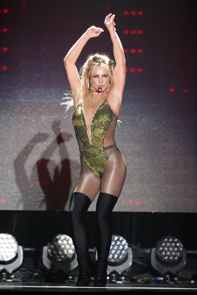 Britney Spears Seoul concert feeds on '90s nostalgia Britney Spears Tickets