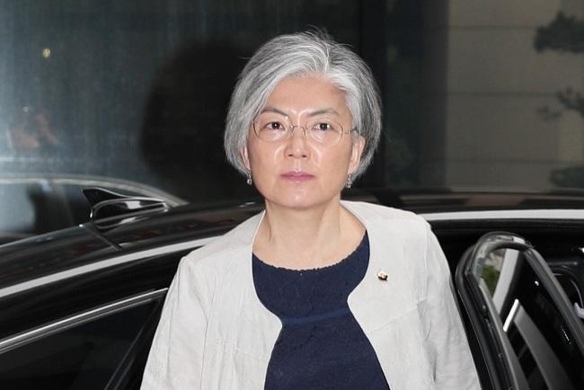 South Korean foreign minister nominee Kang Kyung-wha (Yonhap)