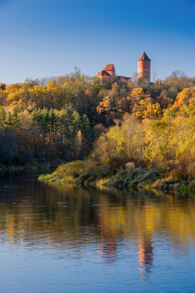 Gauja National Park in Latvia (Investment and Development Agency of Latvia)