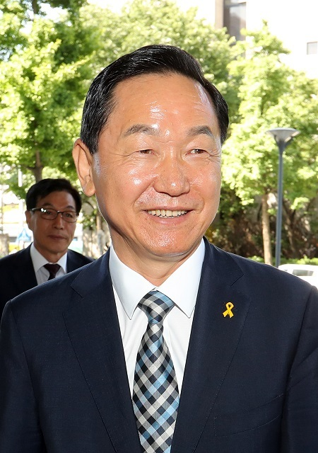 Education Minister nominee Kim Sang-gon (Yonhap)