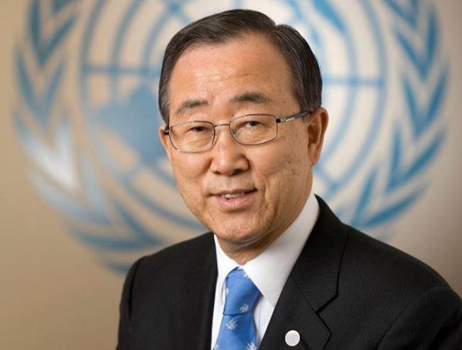 Ban Ki-moon (Herald DB)