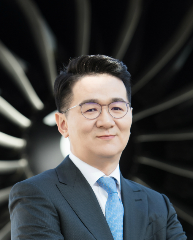 Korean Air President Cho Won-tae (Korean Air)