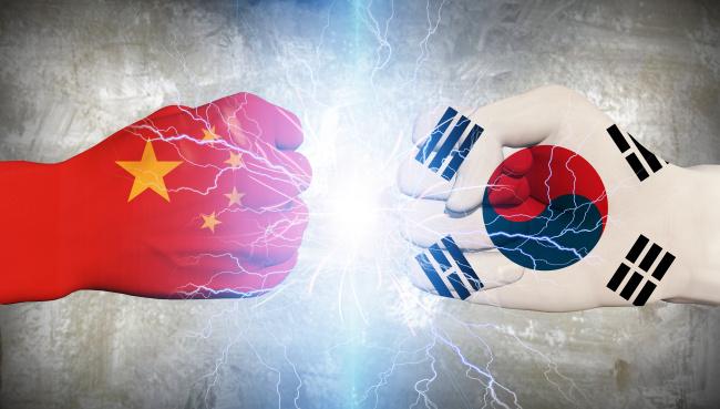 China blacklists 24 Korean firms