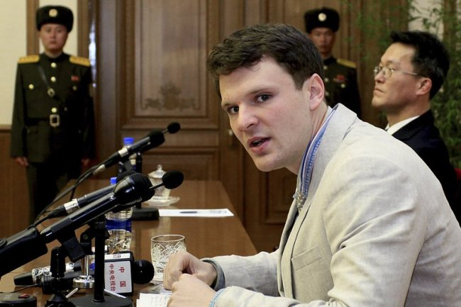 Korea blasted as recently freed Otto Warmbier dies