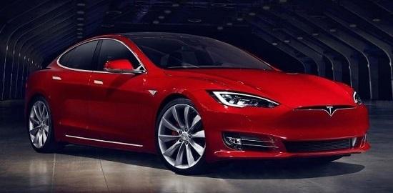 Tesla Model S. (Tesla Korea)