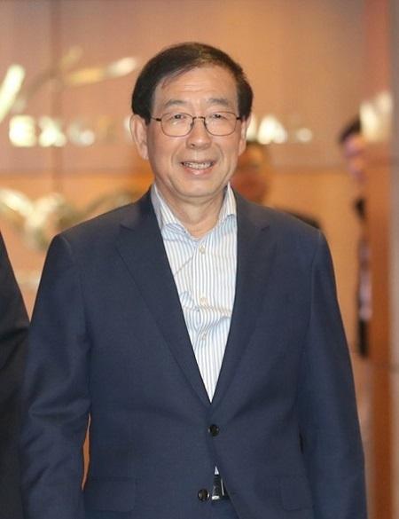 Seoul Mayor Park Won-soon (Yonhap)