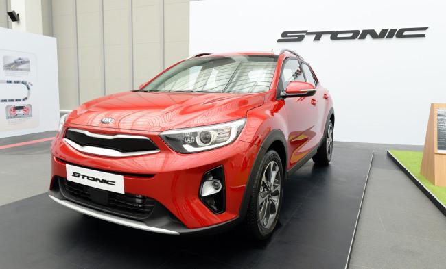 Kia to launch Stonic SUV in Korea next month