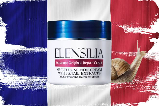 Best Brand] Taeyoung\'s Elensilia snail cream boasts outstanding anti ...