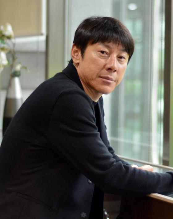 New South Korean football coach Shin Tae-yong (Yonhap)