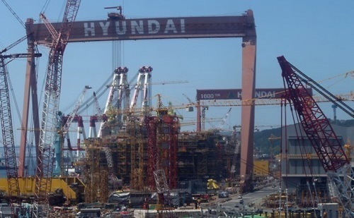 Hyundai Heavy calls out union over 'overblown' shipping data
