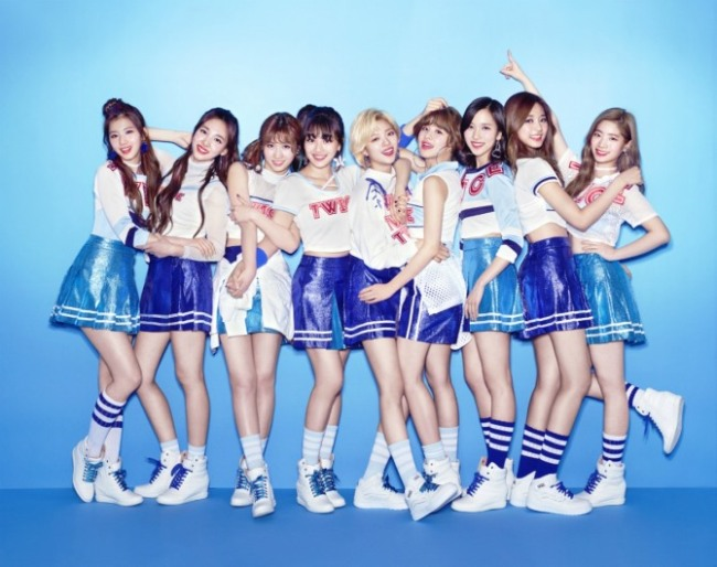 Twice (JYP Entertainment)