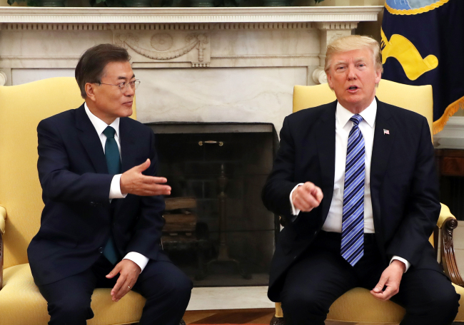 It's South Korea's turn to face Trump's wrath on 'horrible' trade