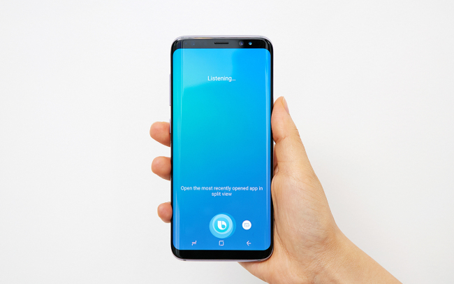 Samsung launches voice capabilities for Bixby