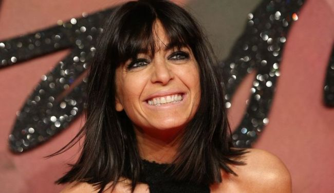 Claudia Winkleman is the highest earning female at the BBC. (AFP)