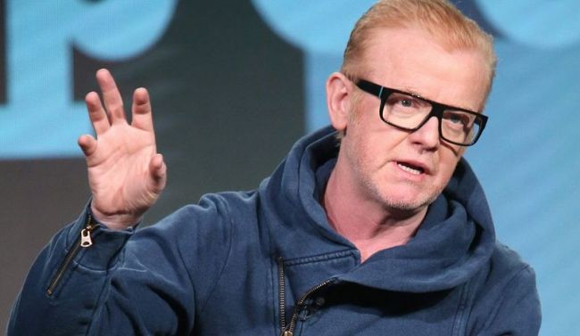 Top Gear presenter Chris Evans is the highest paid person at the BBC. (AFP)