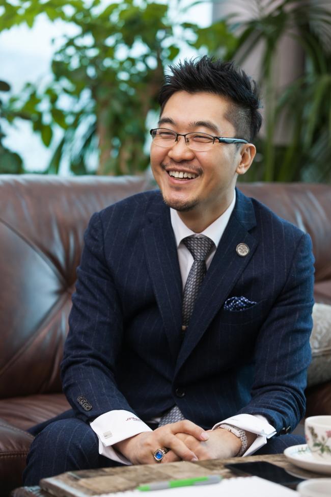 ACN Korea Senior Vice President Park Chang-gu (ACN Korea)