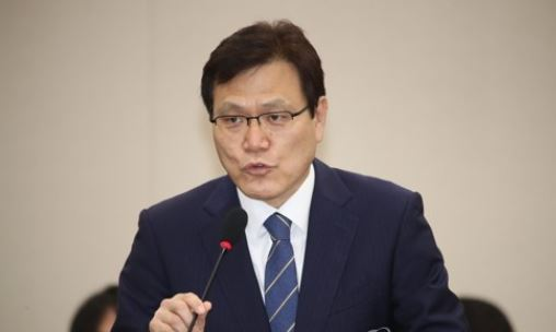 Financial Services Commission Chairman Choi Jong-ku (Yonhap)