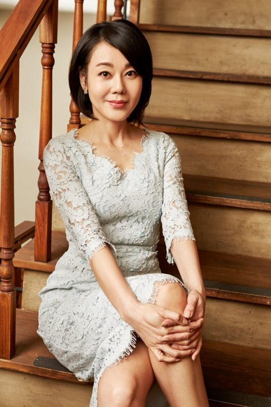 Kim Yun-jin to star in US play penned by Korean playwright - The Korea  Herald