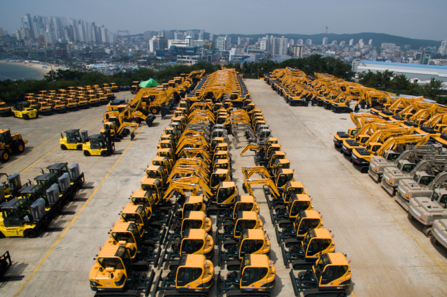 (Hyundai Construction Equipment)