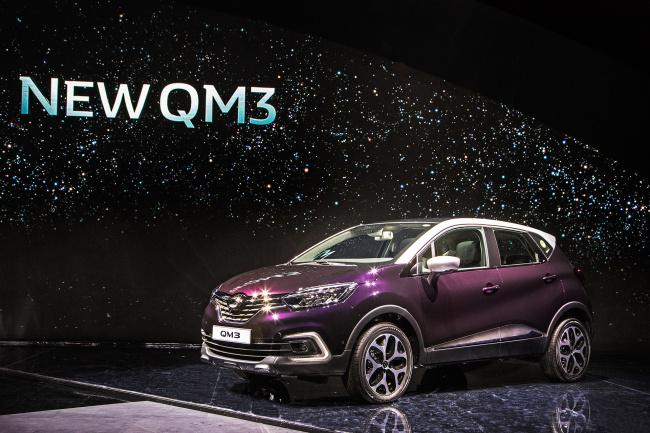 New QM3 (Renault Samsung)
