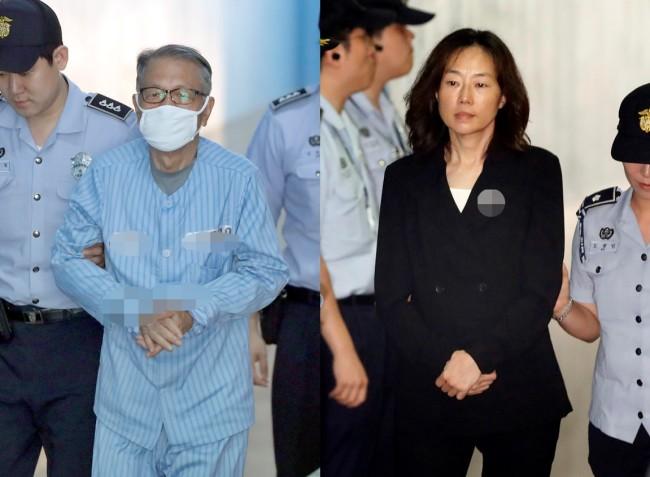 Park's chief of staff jailed over artist blacklist