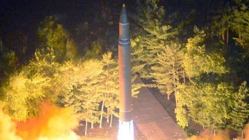 United States tests missile defence system