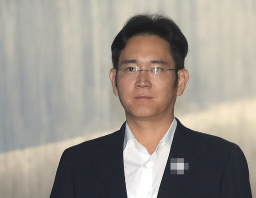 Samsung heir denies involvement in key merger in graft trial