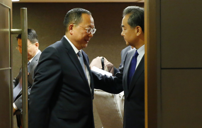 China vows to adhere strictly to United Nations  sanctions on North Korea