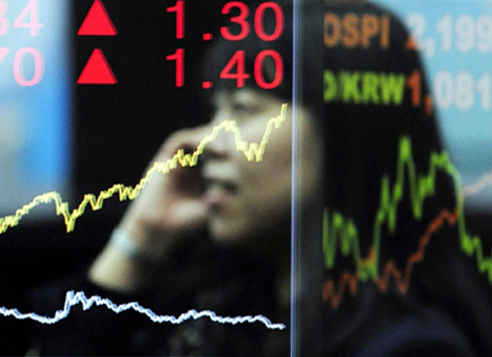 World markets slide for third day on political tension
