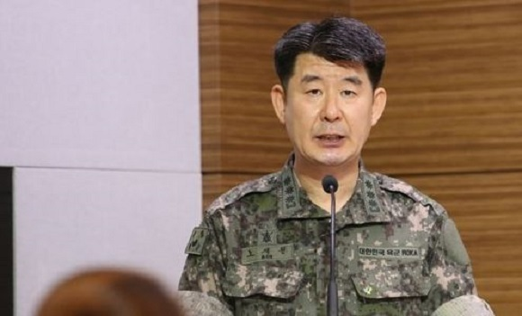 Army Col. Roh Jae-cheon, spokesman for South Korea`s Joint Chiefs of Staff, in this file photo. (Yonhap)