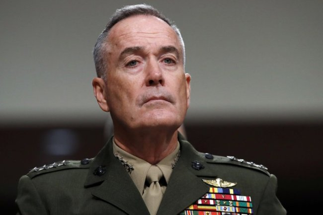 US chairman of the Joint Chiefs of Staff Gen. Joseph Dunford. Yonhap