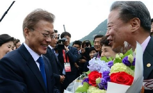 South Korean president: Seoul must be involved in any military decisions
