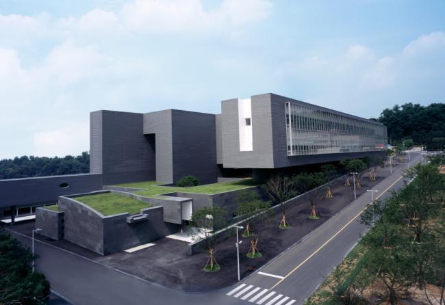 Amorepacific's second research complex Mizium in Yongin, Gyeonggi Province (Amorepacific)