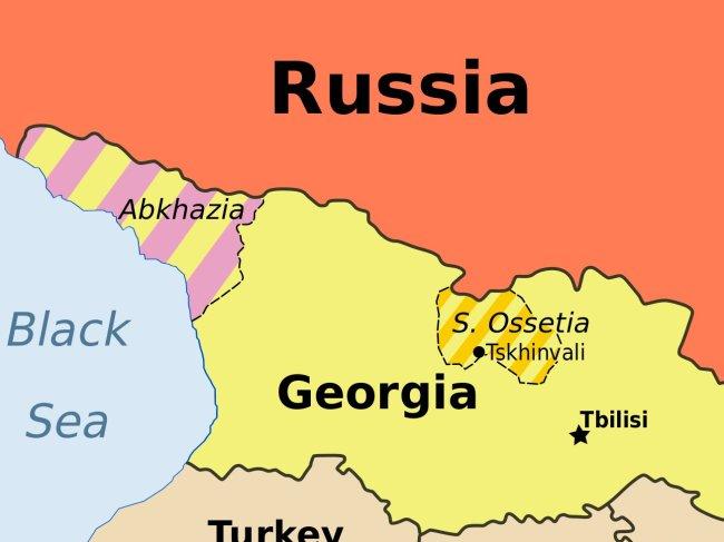 Georgia Seeks Lawful Resolution Of Occupied Territories