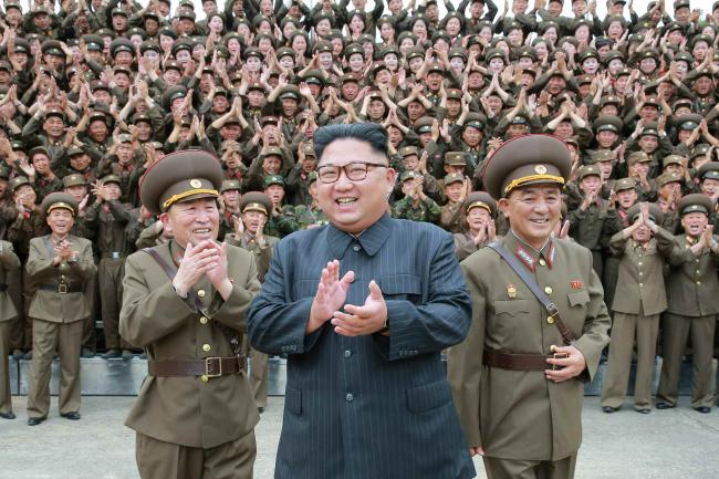 Kim Jong-un. Yonhap