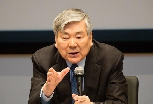 Chairman of Hanjin Group Cho Yang-ho (Yonhap)