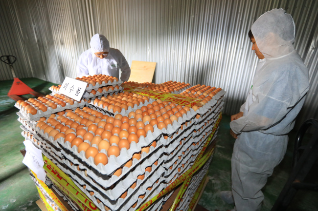 'Eco' Farm Eggs Contaminated with Insecticides