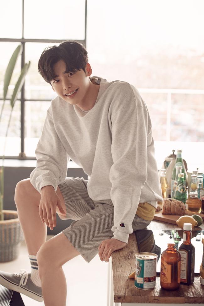 Lee Jong-suk (YG Entertainment)