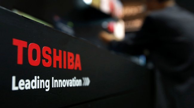 Western Digital to offer £10 million for Toshiba chip business