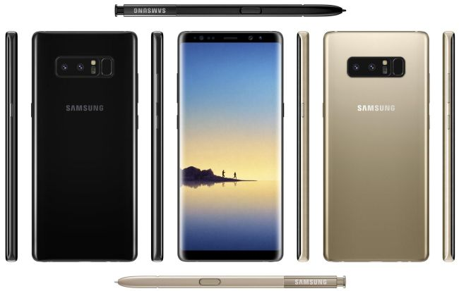 256GB variant of the Note 8 confirmed for South Korea