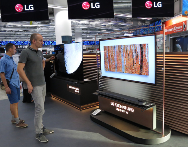 B&O teams up with LG for BeoVision Eclipse 4K OLED TV