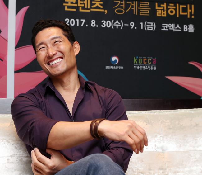 Daniel Dae Kim Quer Povoar Produções Com Elenco Multiétnico