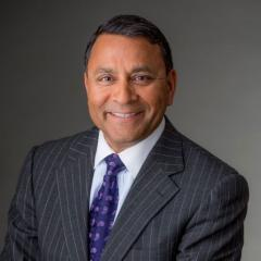 Dinesh Paliwal, CEO of Harman International (Company homepage)