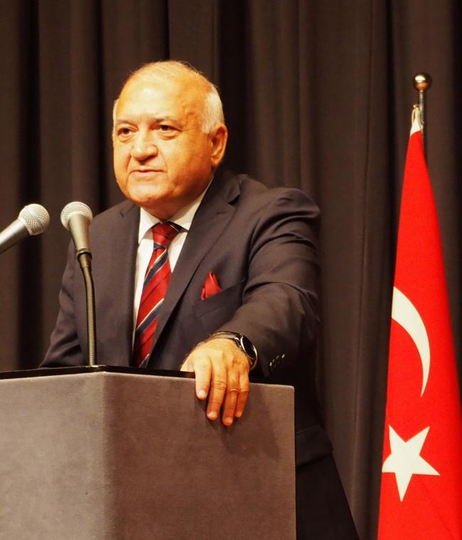 Turkish Ambassador to Korea Arslan Hakan Okcal (Joel Lee/The Korea Herald)