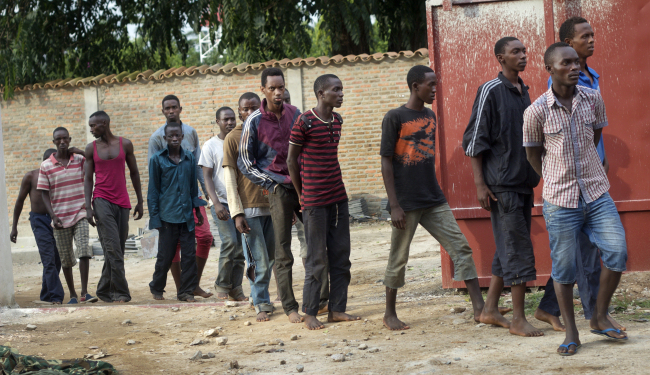 UN accuses Burundi govt. of crimes against humanity